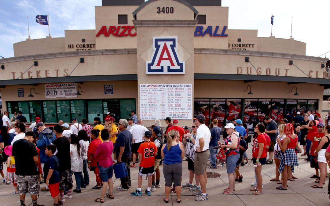 ASU baseball holds off No. 18 Arizona 14-13 to even rivalry series