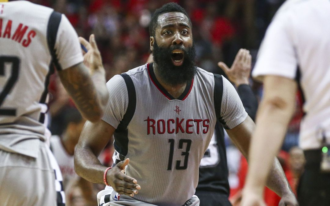 James Harden can't explain his awful performance in Rockets' embarrassing loss