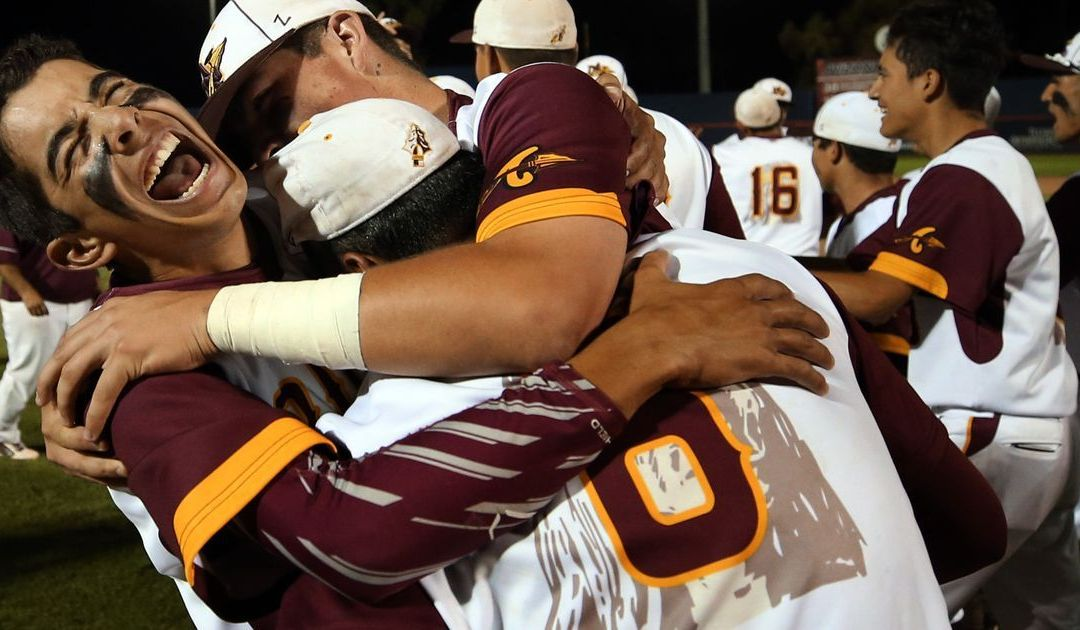 Nogales thumps Salpointe Catholic for first state baseball title since 1981