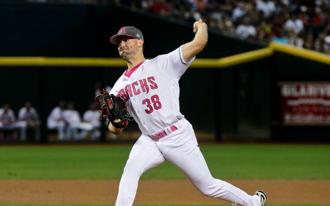 Robbie Ray departs with D-Backs trailing Pirates