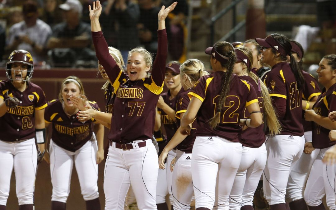ASU softball opens NCAA Tournament at Ole Miss; Arizona Wildcats hosting New Mexico State