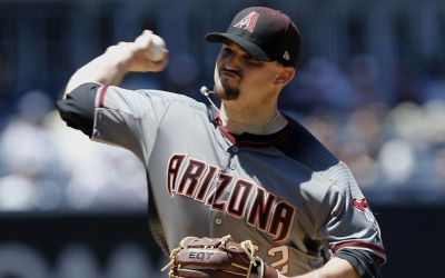 Diamondbacks face Brewers' Opening Day starter Friday night