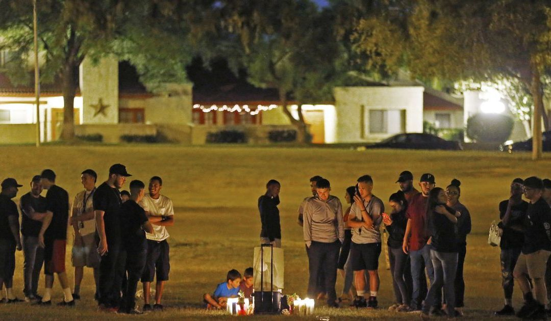 Friends remember Tempe shooting victims