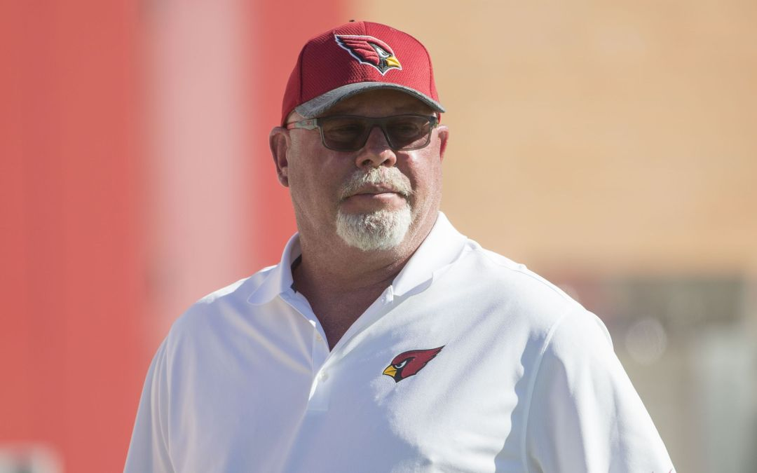 Bruce Arians raves about Arizona Cardinals receivers