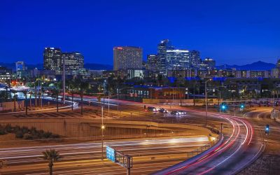 Phoenix reclaims title of 5th-largest U.S. city
