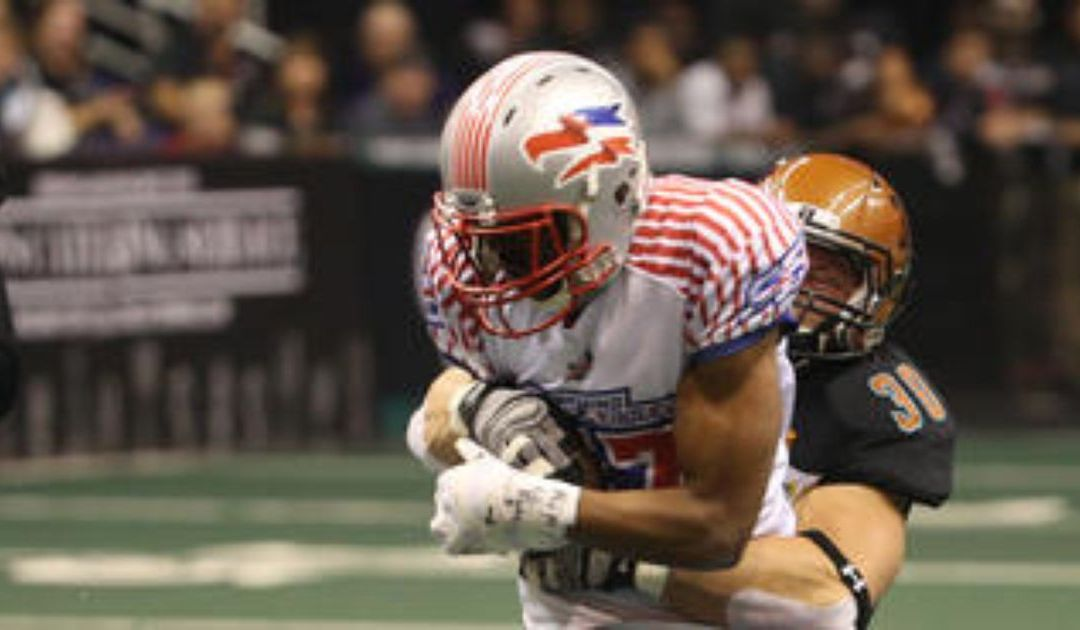 Game-changing LB Justin Shirk drove 35 straight hours to join Rattlers