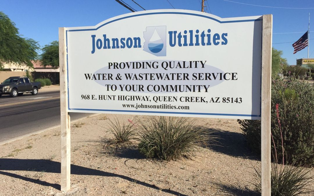Johnson Utilities owner steps away from management to focus on indictment