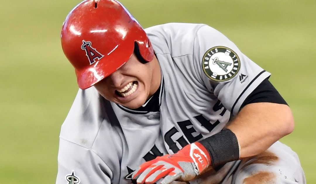Mike Trout has torn thumb ligament, will have surgery