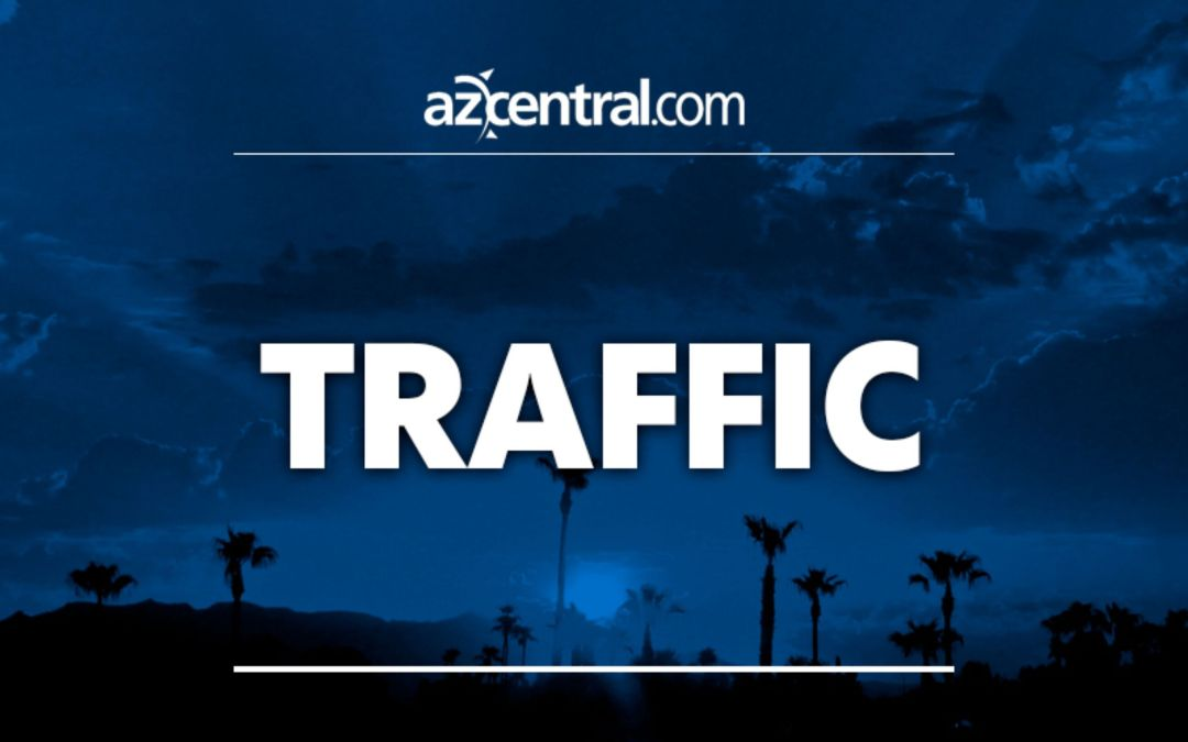 I-17 closed near Sunset Point for vehicle fire
