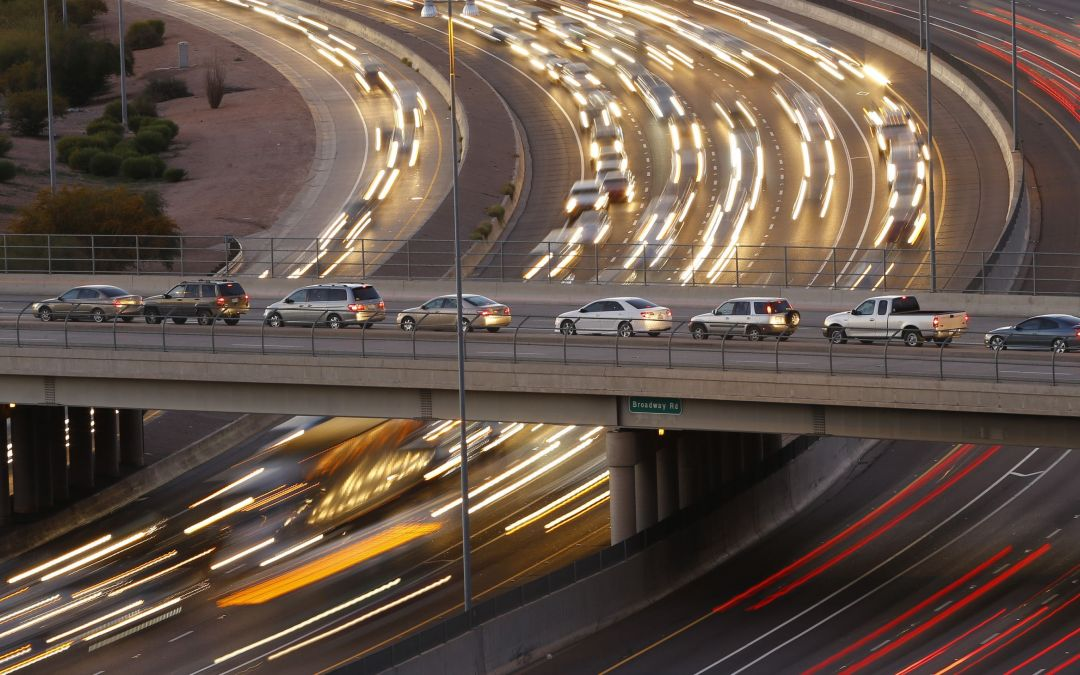 4 Phoenix-area freeway projects to avoid this weekend
