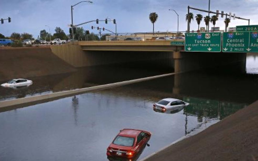 Arizona's 2016 monsoon: A summer of storms