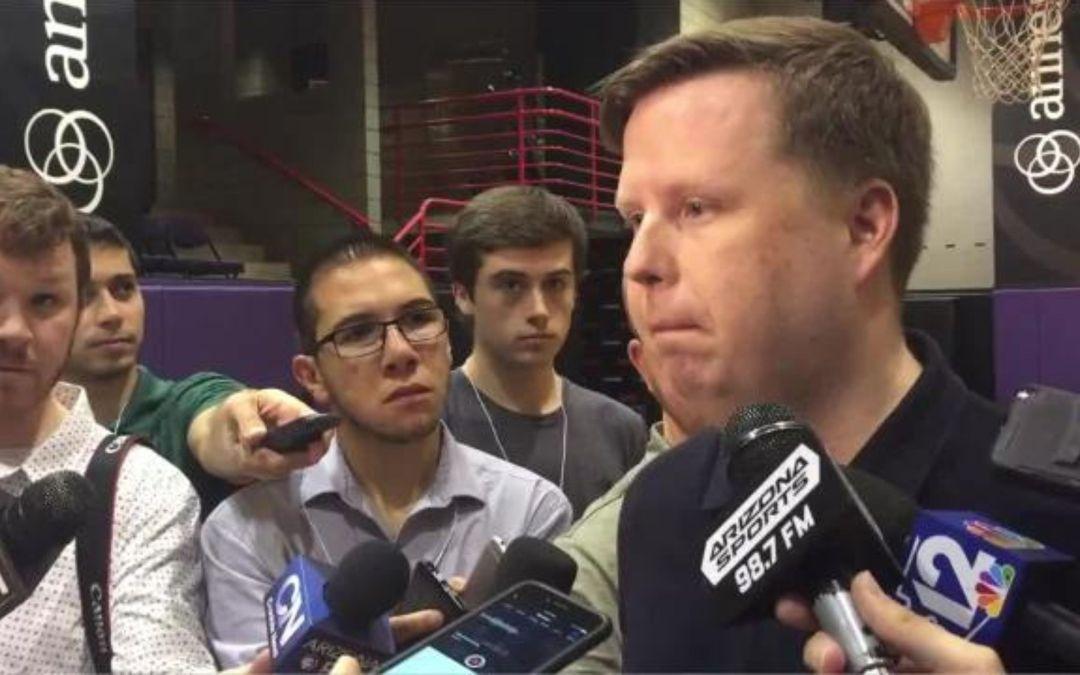 Suns Assistant GM talks Tim Kempton Jr., Andrew White III