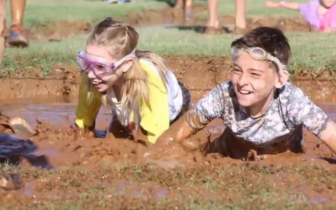 Mighty Mud Mania gets messy