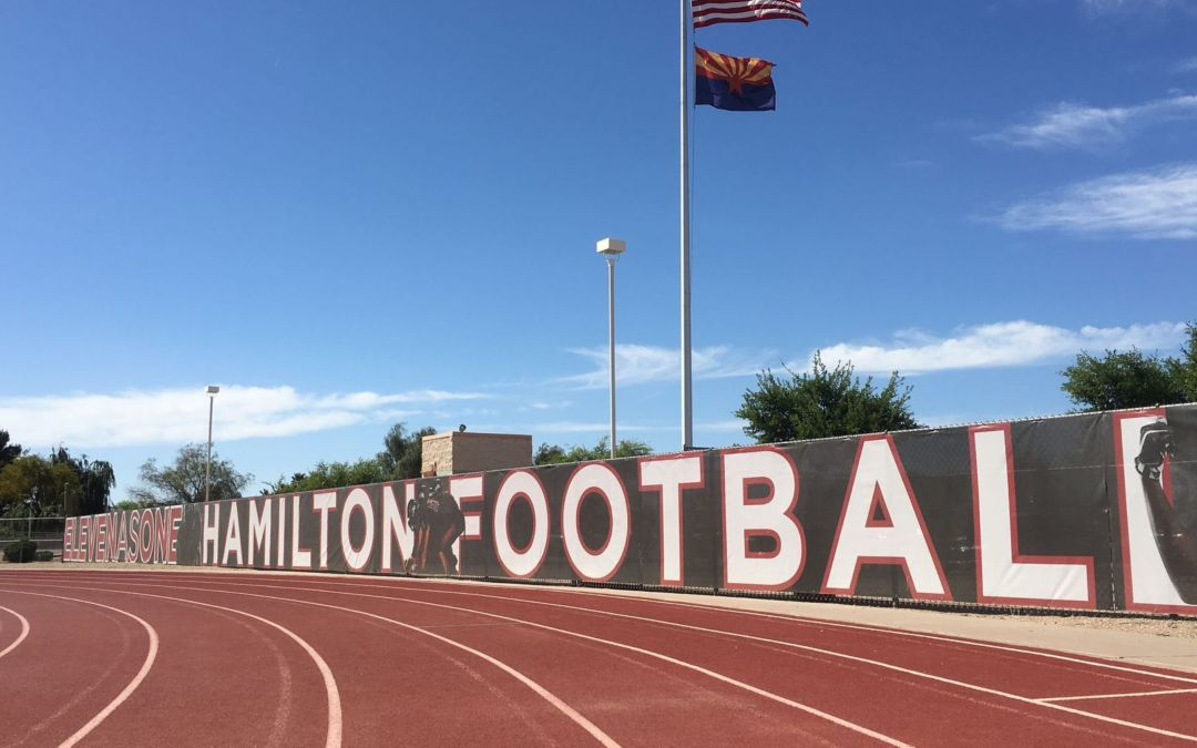 Chandler police search Hamilton High for evidence in sexual-assault case