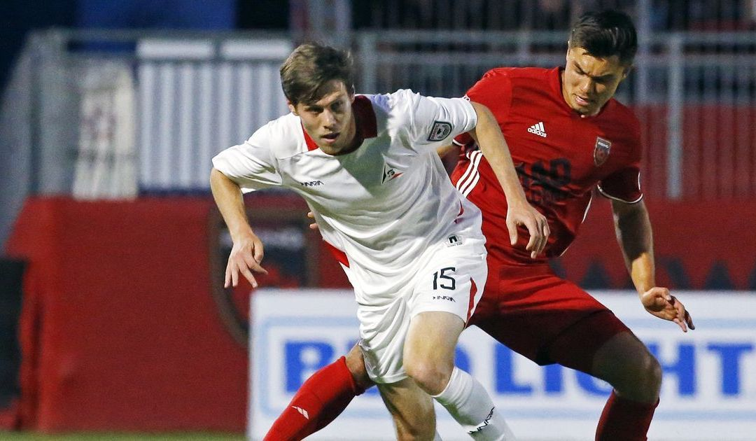 Phoenix Rising FC loses U.S. Open Cup match on injury-time goal