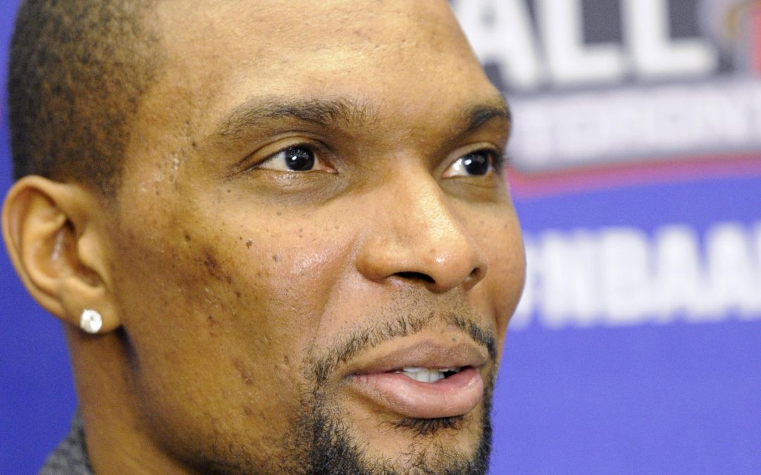 Medical review says Chris Bosh's illness is a career-ender