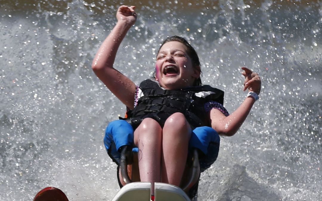 Inside Arizona's water-sports haven for people with disabilities
