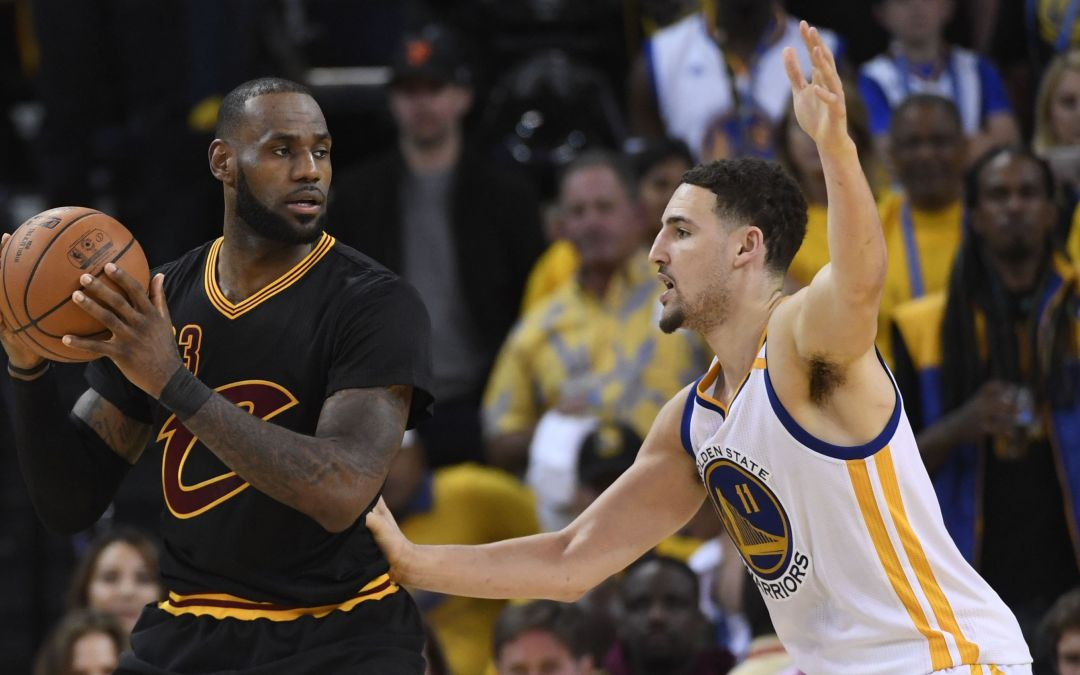 Can LeBron, Cavaliers win at home, save the NBA Finals?
