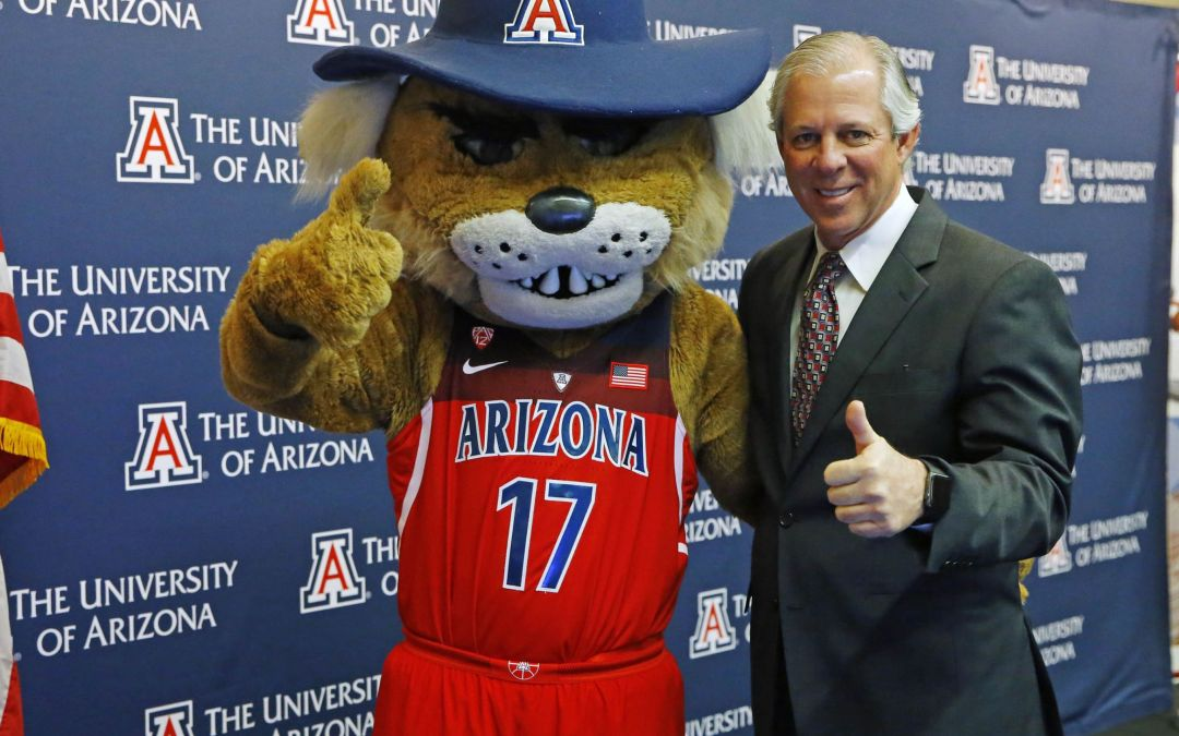 New Arizona president on Sean Miller to Ohio State speculation: 'Over my dead body'