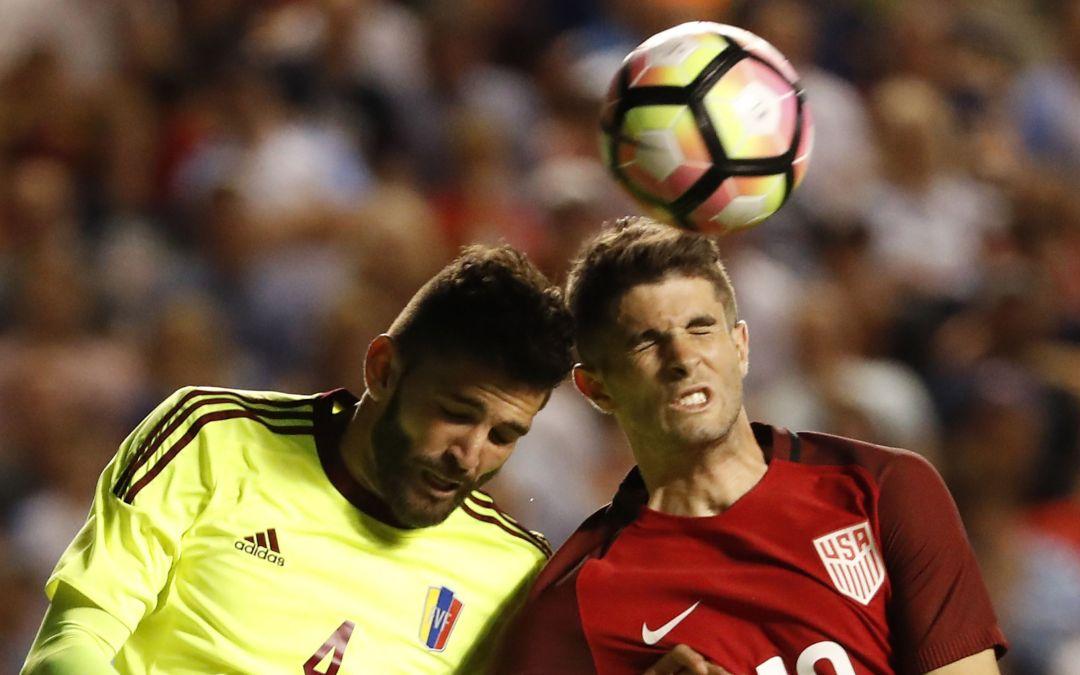 U.S. men's soccer team faces pivotal week