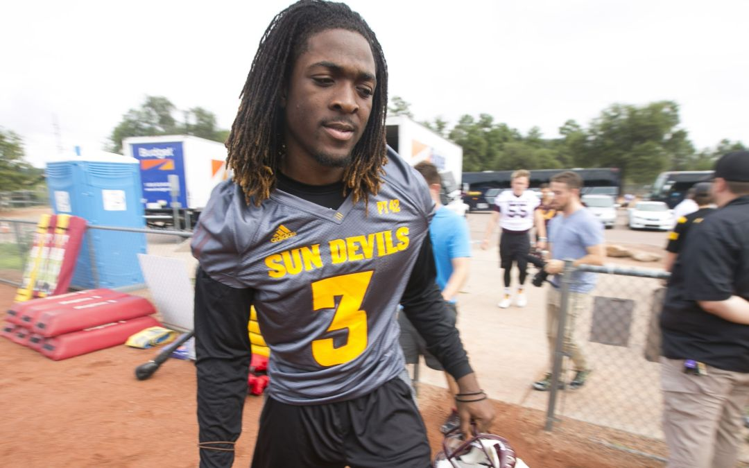 Former ASU quarterback Bryce Perkins signs with Arizona Western College