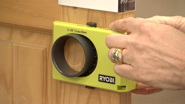 Ryobi Door Lock Installation Kit