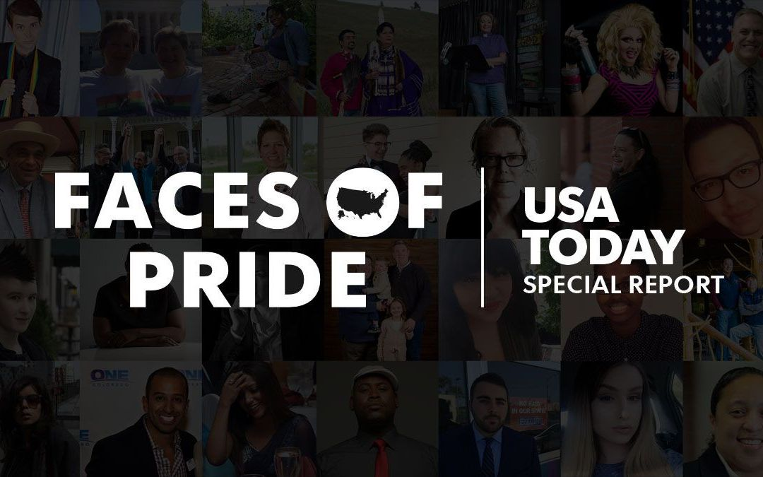 Faces of Pride: What pride looks like in all 50 states