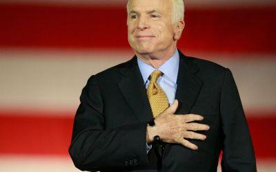 McCain's cancer, glioblastoma, described as 'very aggressive tumor'