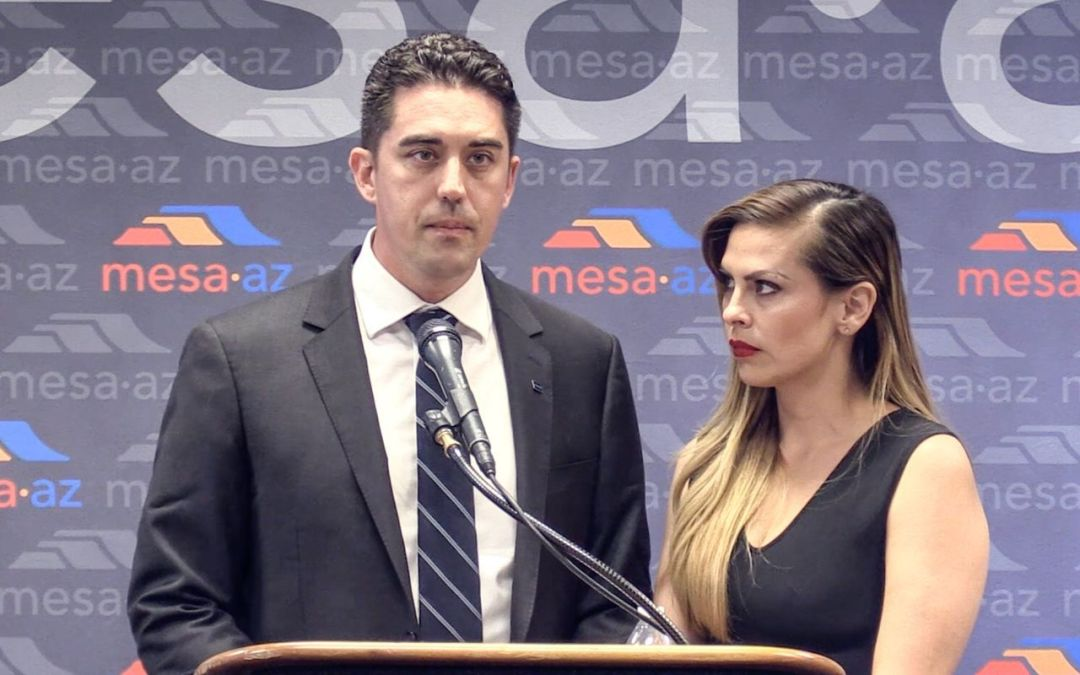 Mesa Councilman Ryan Winkle pleads guilty in DUI case