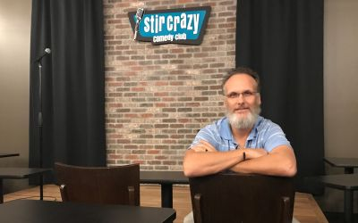 Stir Crazy Comedy Club opens at Westgate in Glendale