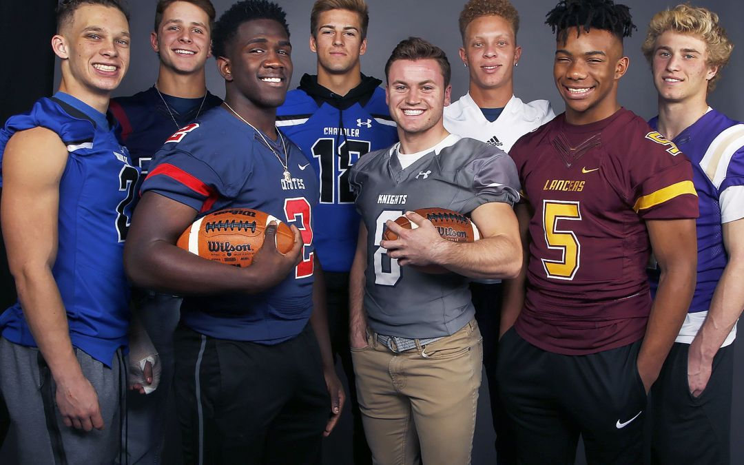 azcentral Sports Awards H.S. Football Player of the Year nominees 2017