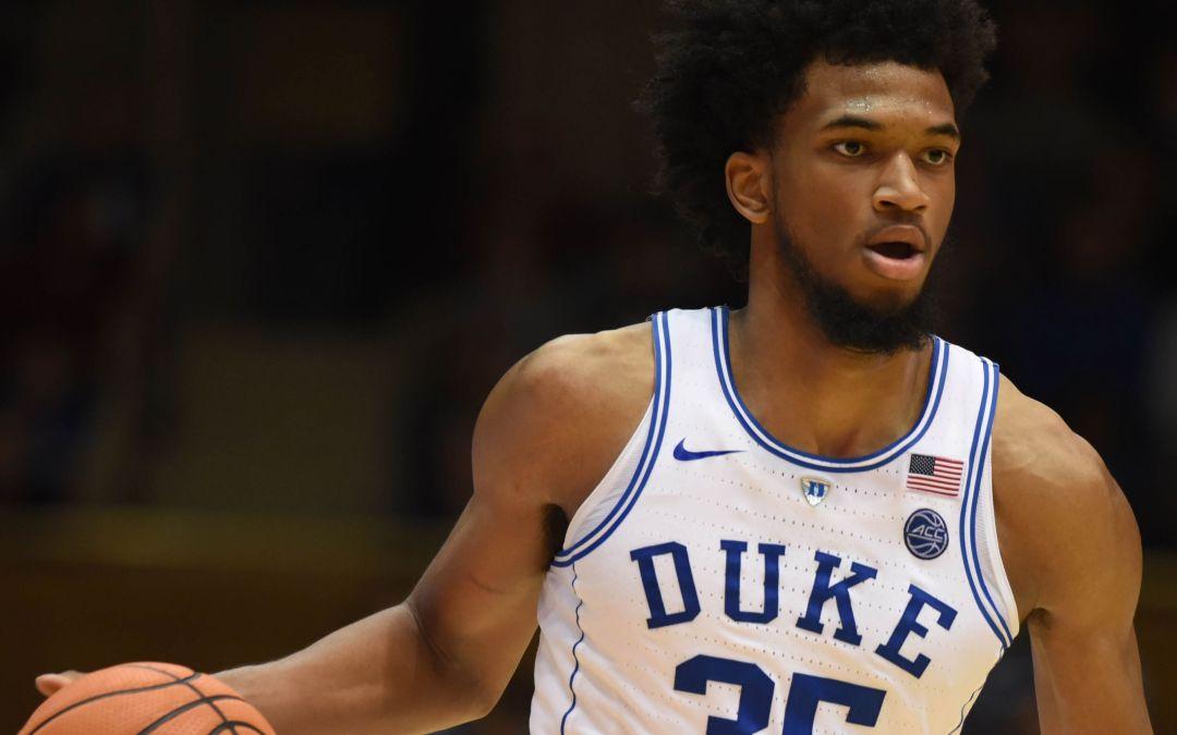 Duke freshman No. 1 pick in NBA mock drafts
