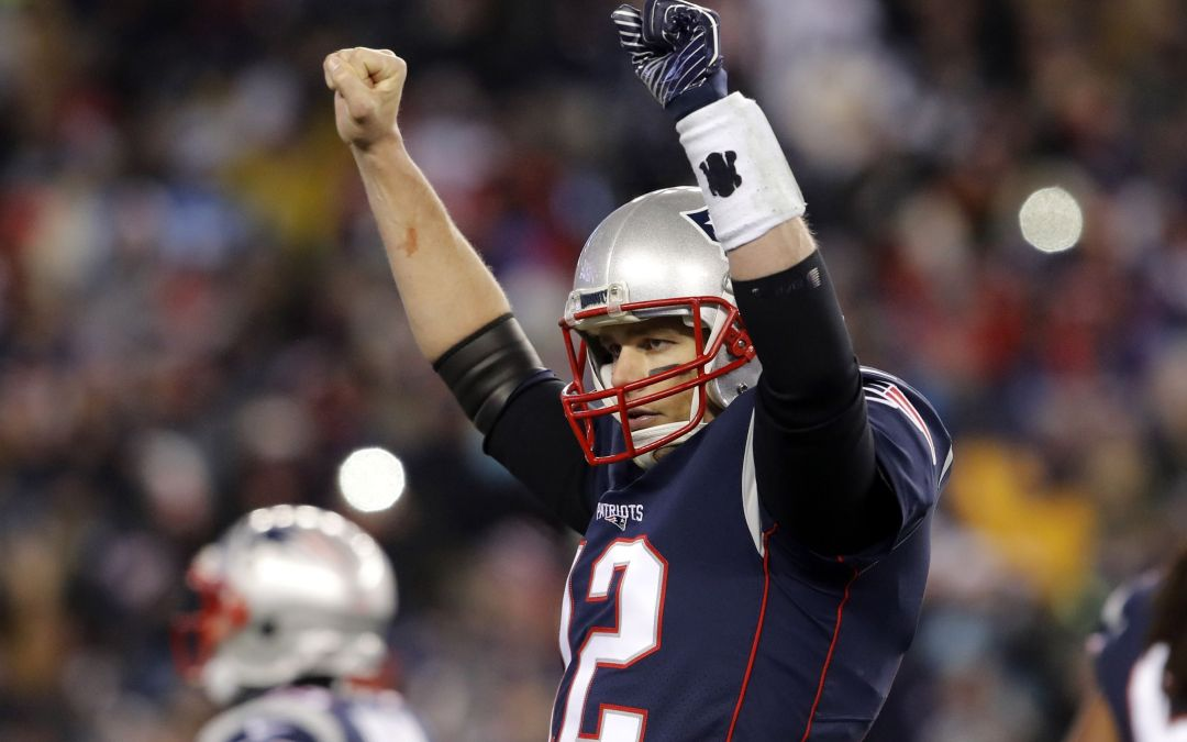Patriots rout Titans 35-14, move on to AFC Championship Game