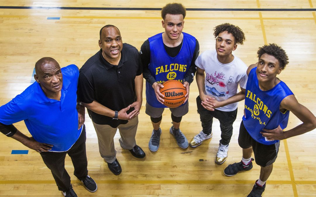 Three Generations Of Rhymes Driving Carl Hayden Basketball Back To