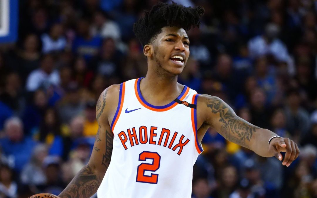 What will Phoenix do in NBA draft? Elfrid Payton at point?