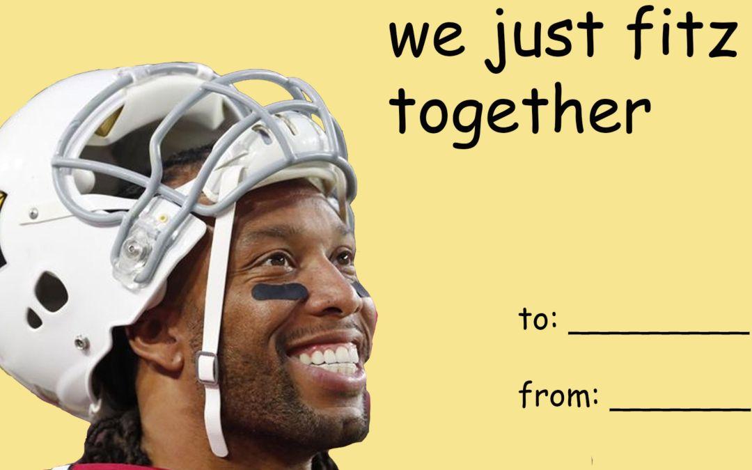 Arizona Sports Valentines