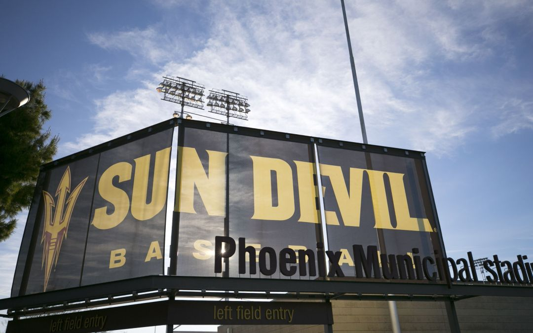 ASU baseball falls to Arizona, suffering third consecutive loss