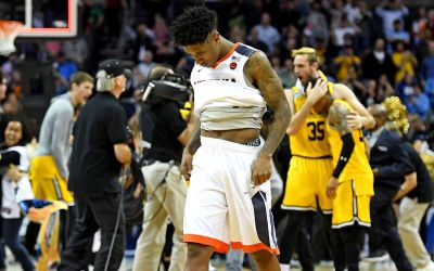 How did Virginia lose in greatest upset ever?