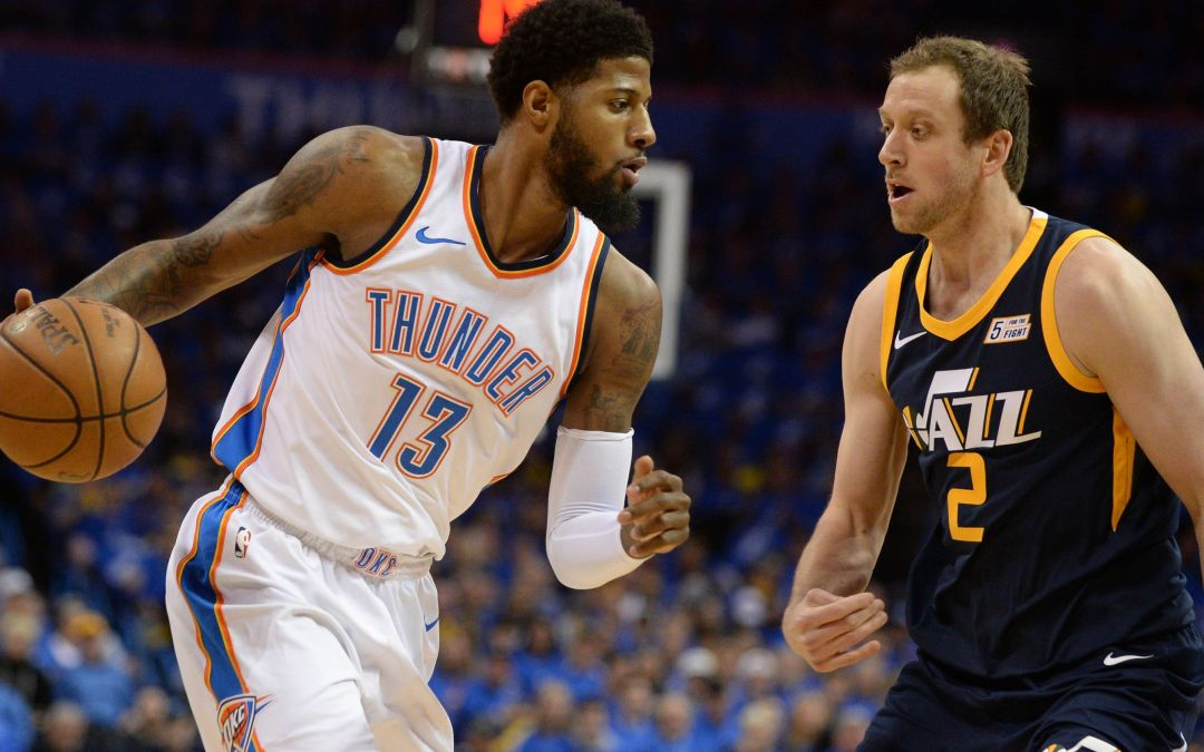 Could Paul George's Game 1 be a sign of what's to come?