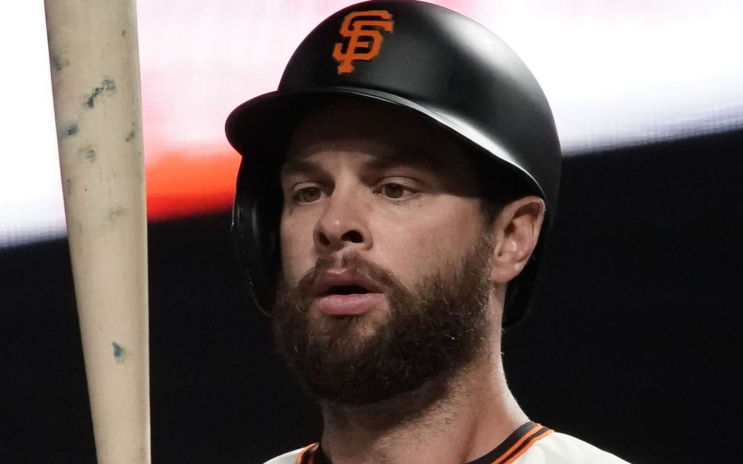 Giants slugger questions ump's integrity after iffy calls