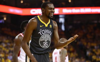 Warriors in real trouble as Rockets get gritty Game 4 win in Oakland