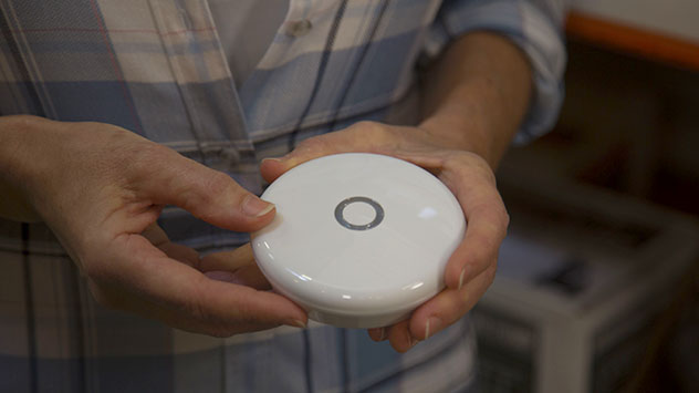 When Plumbing Leaks Happen, This Device Alerts You