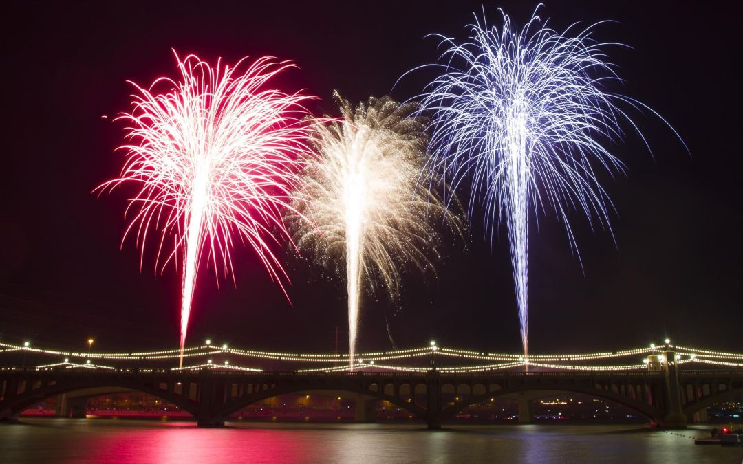 Where to watch Fourth of July fireworks in metro Phoenix