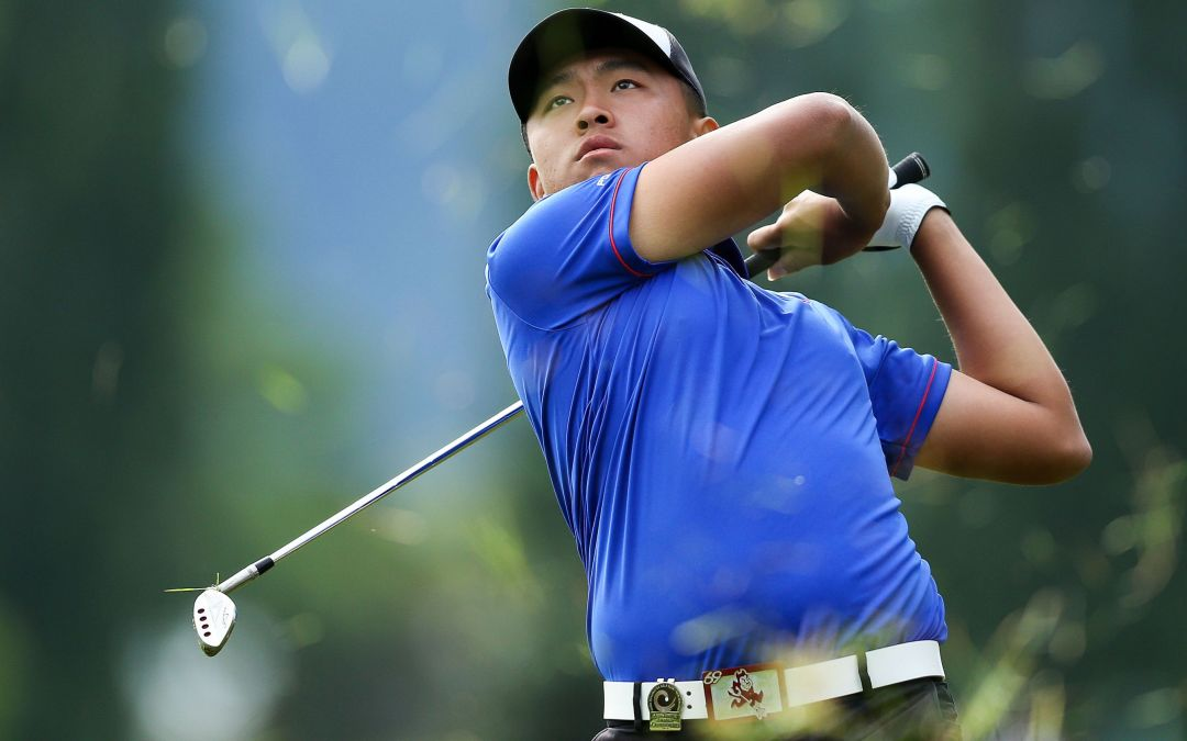 ASU golfer Chun An Yu realizes dream by qualifying for U.S. Open