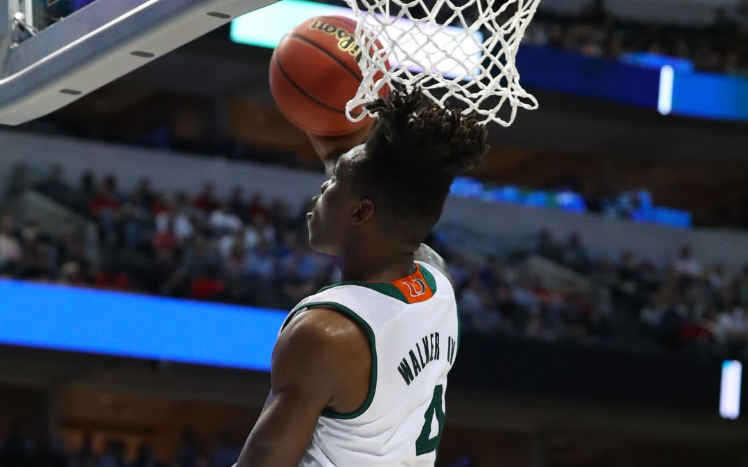 Suns projected to take Lonnie Walker IV at No. 16