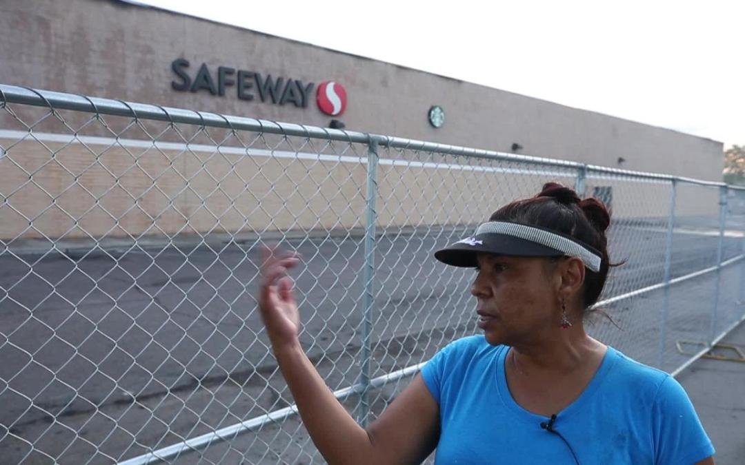 Residents reflect on Phoenix Safeway store destroyed in fire