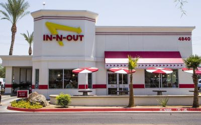 In-N-Out Burger coming to east Mesa