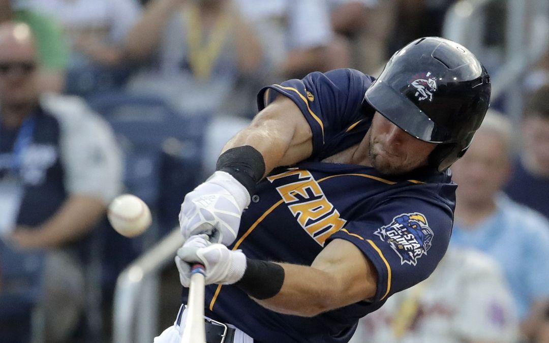 Tim Tebow shines in Eastern League All-Star Game