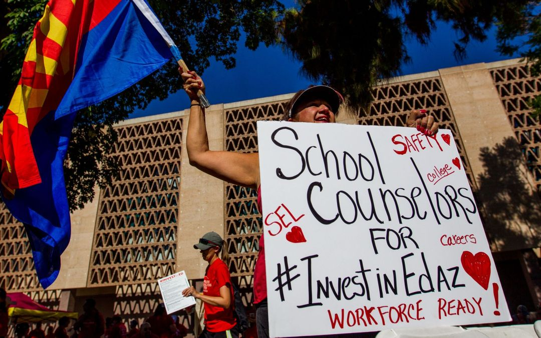 Arizona has highest ratio of students to school counselors in U.S.