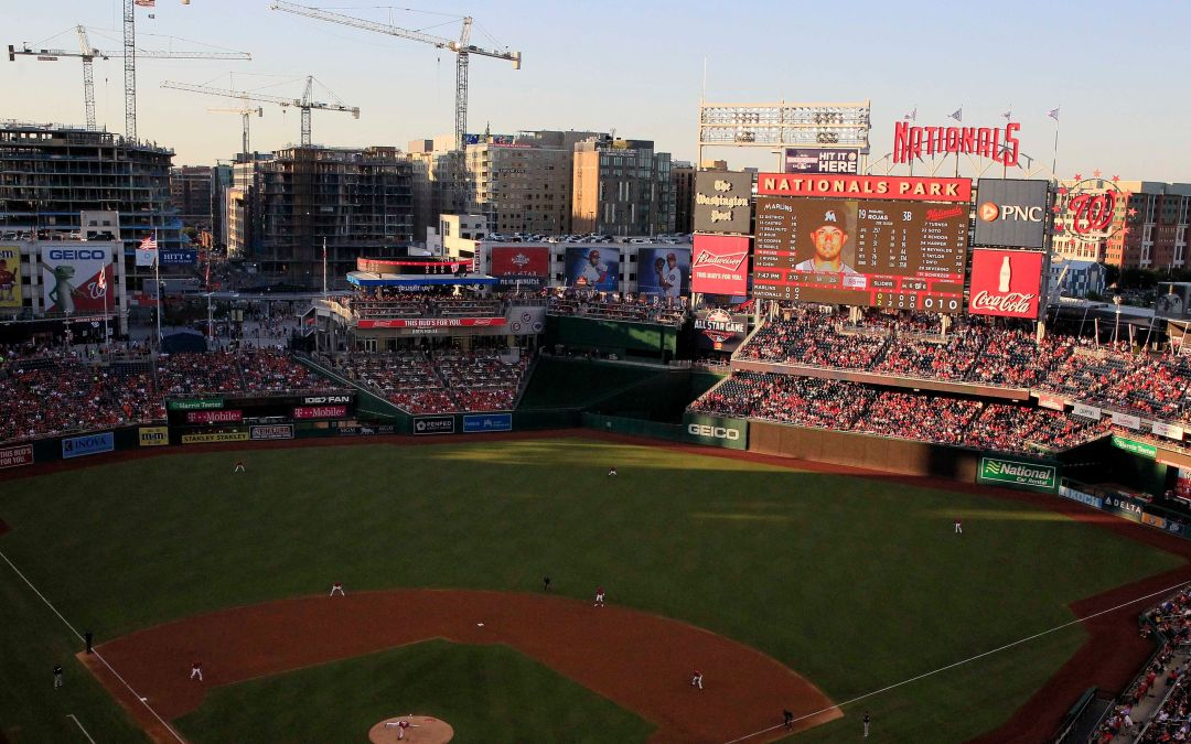 Nationals' Bob Miller to auction World Series ring to help Doug Harris